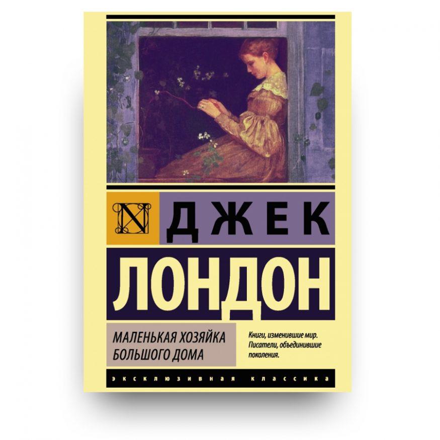 kniga Malenkaya khozyayka Bolshogo doma cover