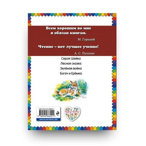 Seraya Sheyka - Dmitriy Mamin-Sibiryak - cover 2
