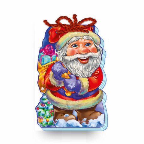 Libro in Russo Ded Moroz in Russo