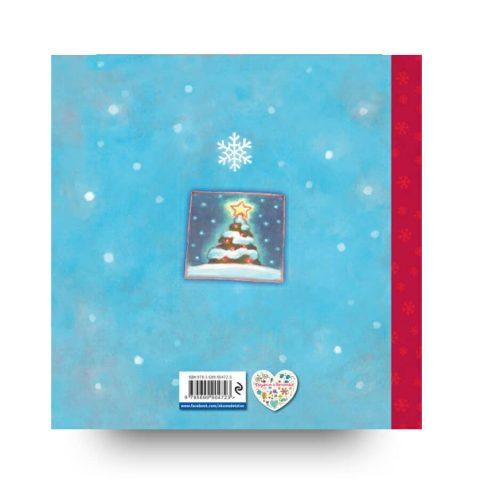 libro in russo Natale Kak ozhivayut snegoviki cover retro