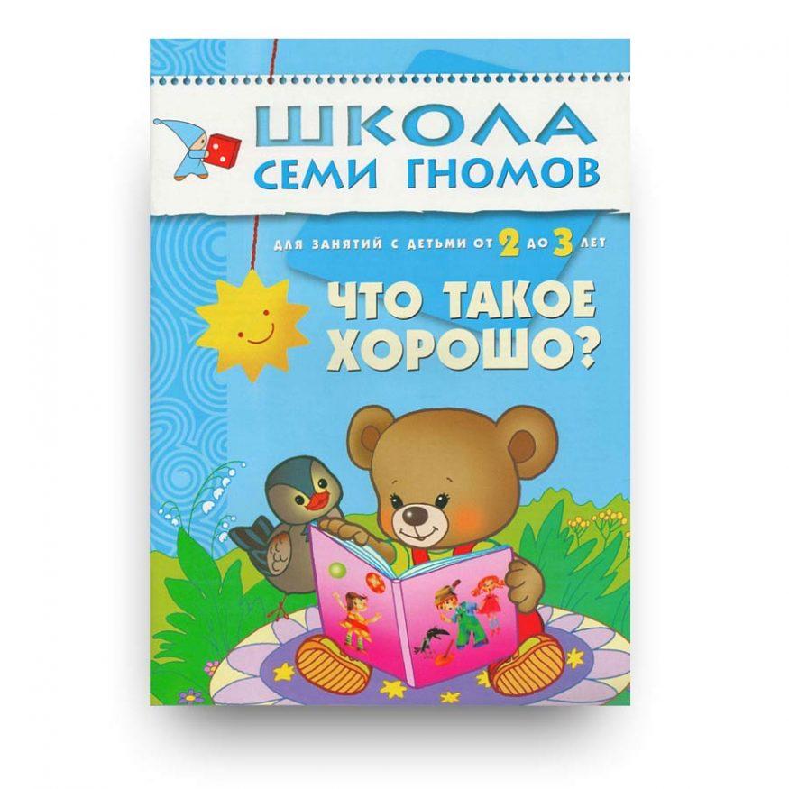 libro-in-russo-chto-takoye-khorosho-tretiy-god-obucheniya-cover