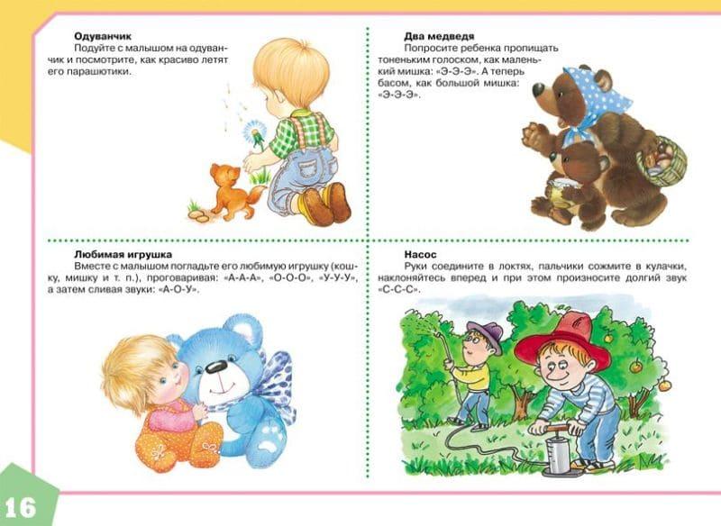Книга Светланы Батяевой Альбом по развитию речи для самых маленьких иллюстрации 1