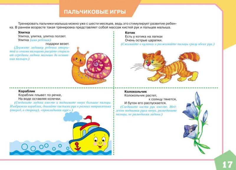 Книга Светланы Батяевой Альбом по развитию речи для самых маленьких иллюстрации 2
