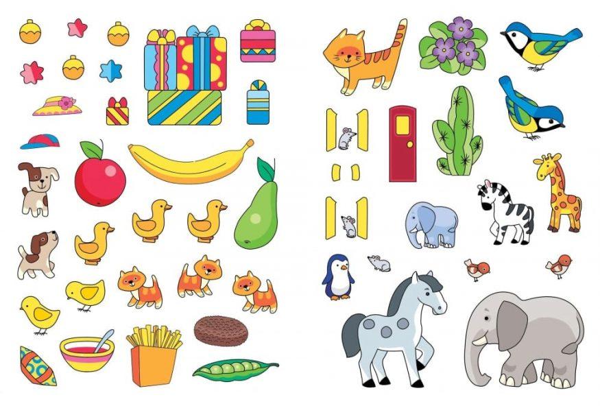 Книга Жени Кац Развитие речи с пальчиковыми играми и заданиями (2-3 года) иллюстрации 4