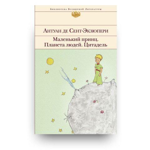 Libro Il piccolo principe. Terra degli uomini. Cittadella in Russo