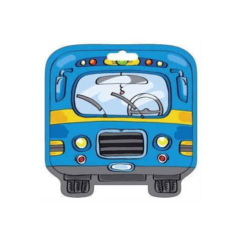 libro in russo per bambini autobus