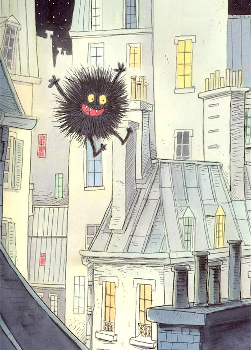 Книга Любят ли монстры убираться? иллюстрации 1